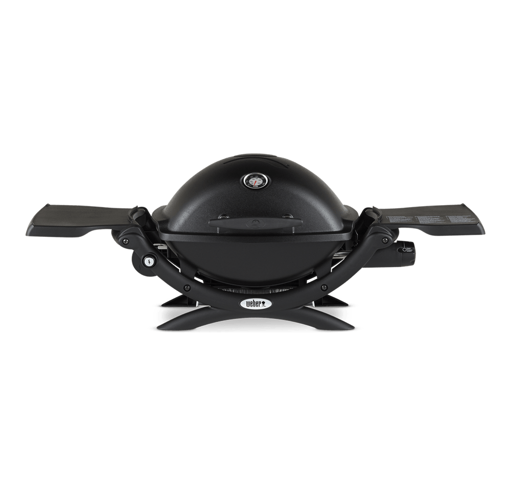 Barbecue a gas Weber® Q 1200 View
