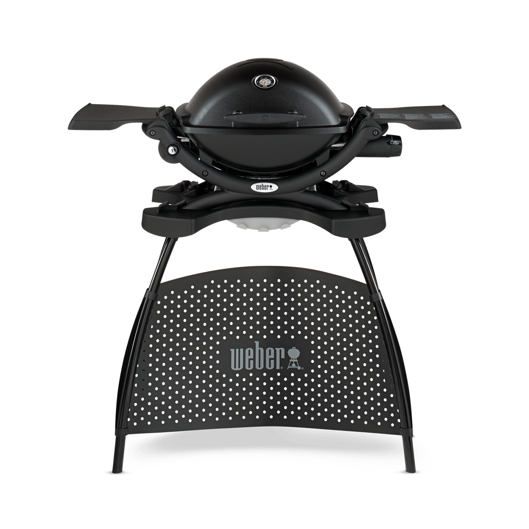 Weber® Q 1200 Gas Barbecue with Stand