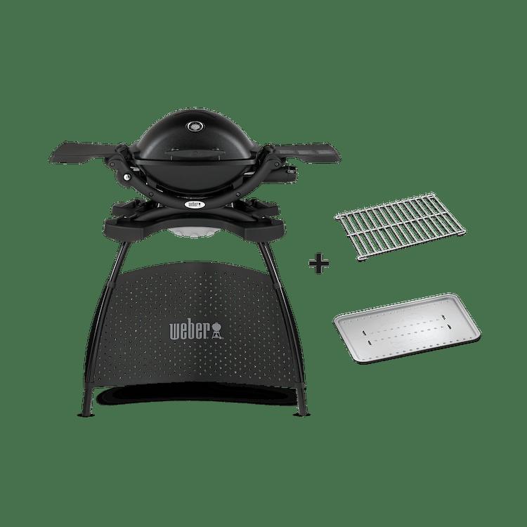 Weber® Q 1200 – Gasgrill mit Stand