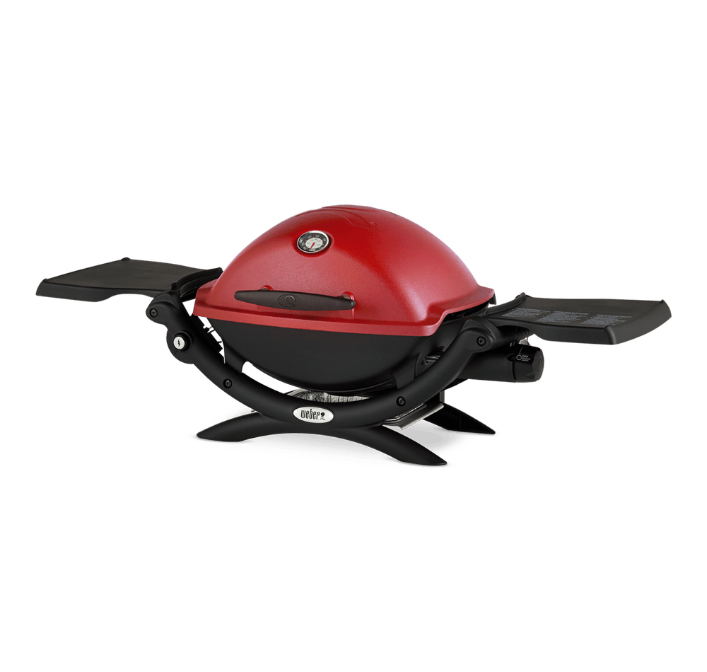 Asador de gas Weber® Q 1200 View