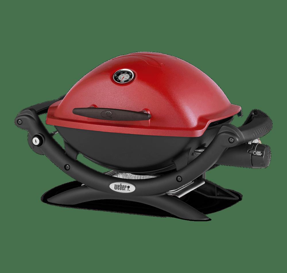 Weber® Baby Q Premium (Q1200) Gas Barbecue (LPG) View