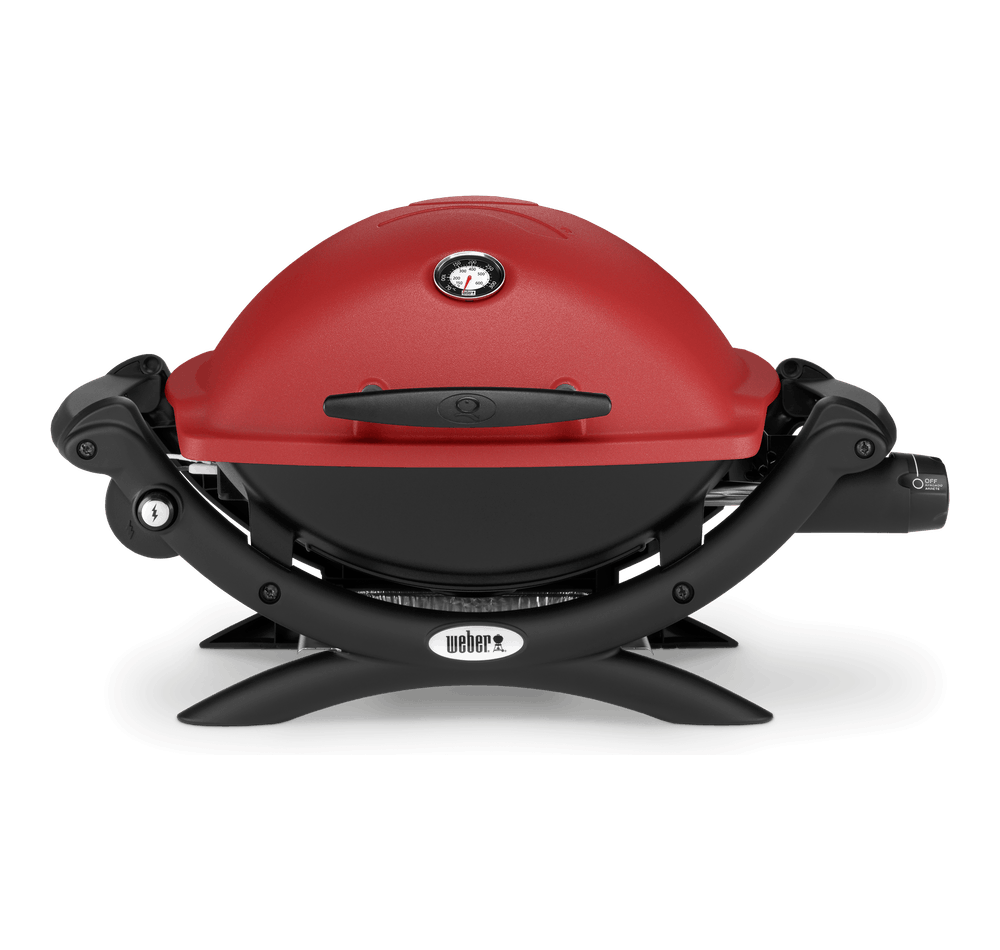 Weber® Baby Q Premium (Q1200) Gas Barbecue View