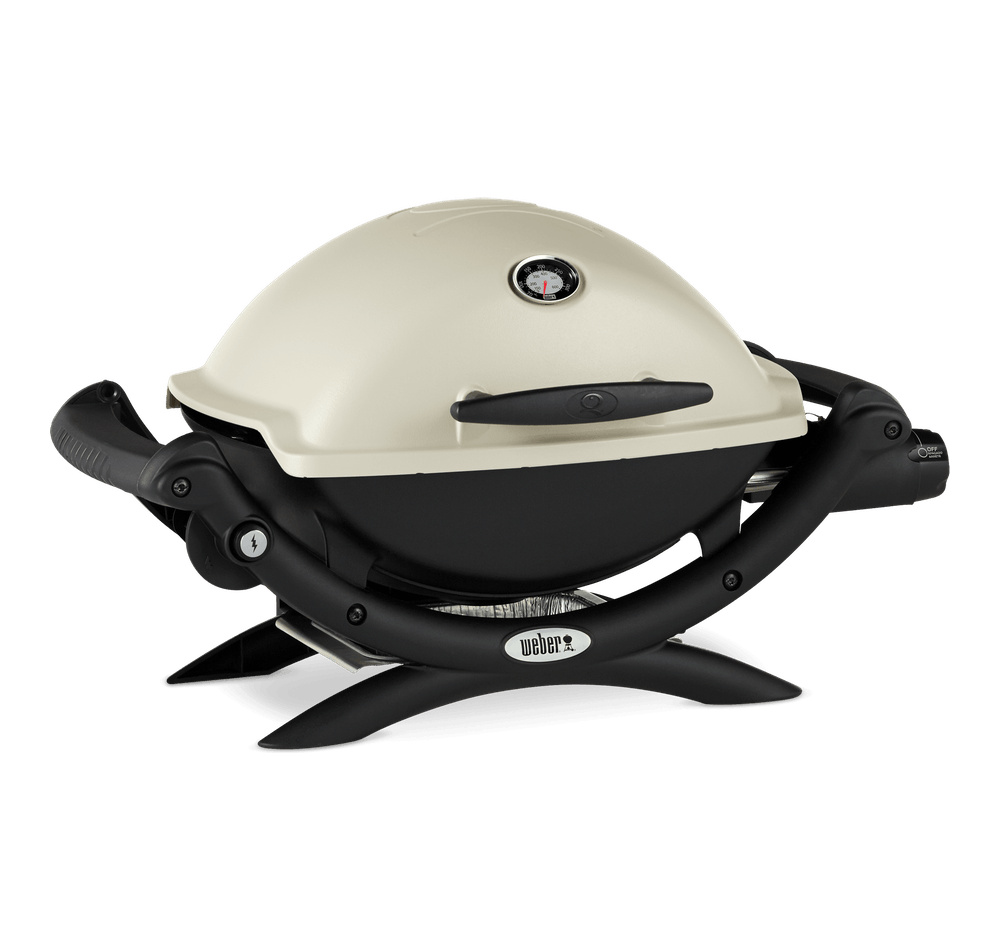 Weber® Baby Q Premium (Q1200) Gas Barbecue (LPG) View