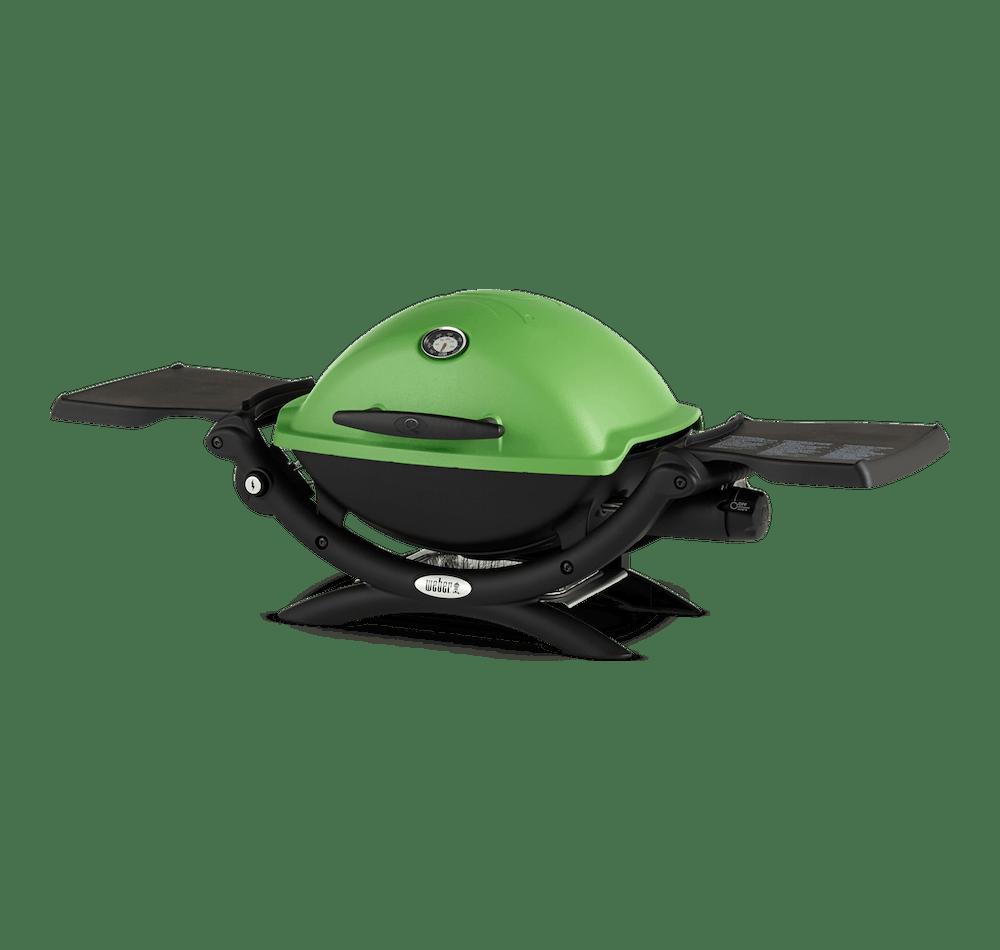 Parrilla a gas Weber® Q 1200 View