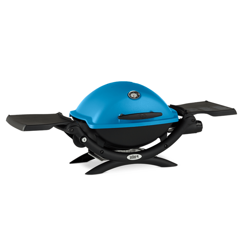 Weber® Q 1200 Gas Grill image number 2