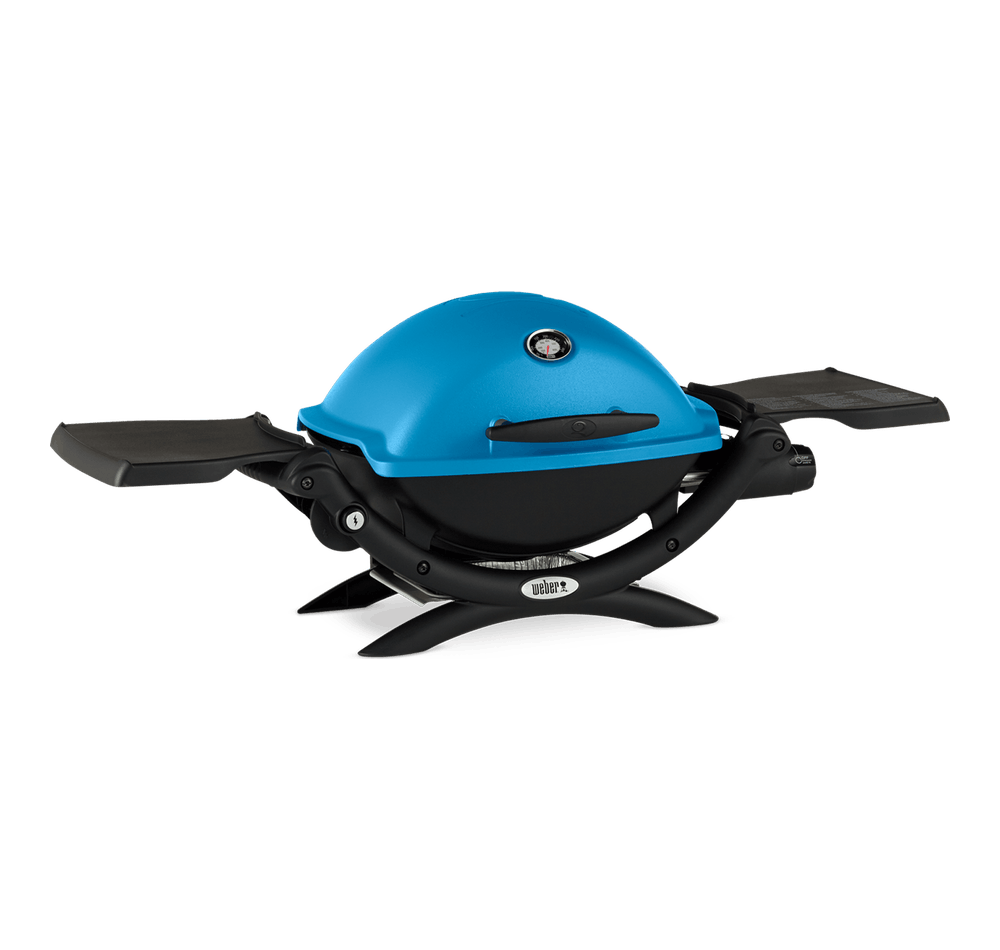 Barbecue à gaz Weber® Q 1200 View