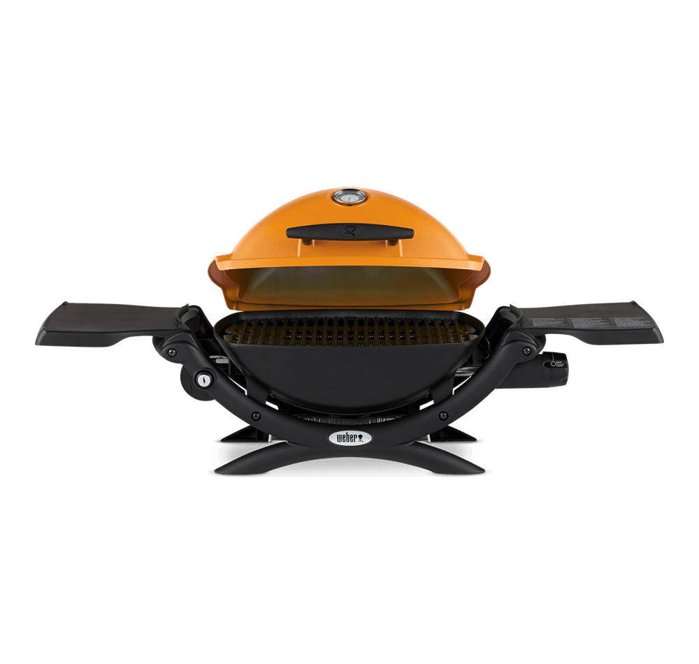 Parrilla a gas Weber® Q 1200 View
