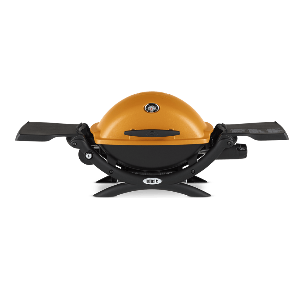 Barbecue à gaz Weber® Q 1200 image 1