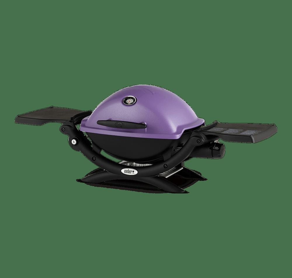 Barbecue à gaz Weber® Q 1200 image 3