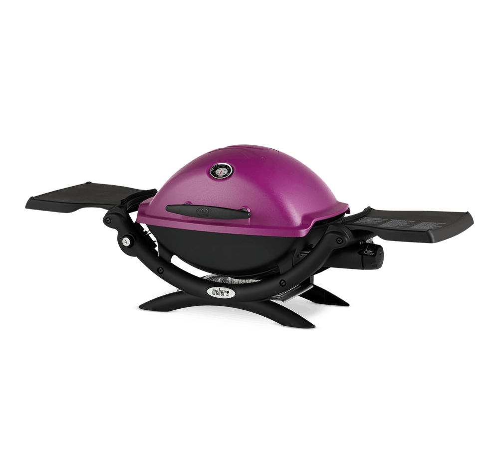 Weber® Q 1200 Gasbarbecue View