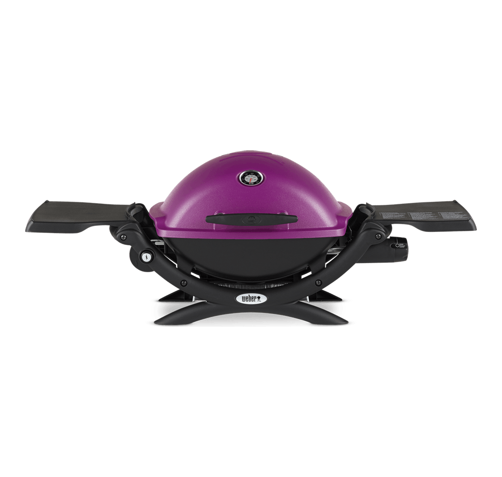 Barbecue à gaz Weber® Q 1200 View
