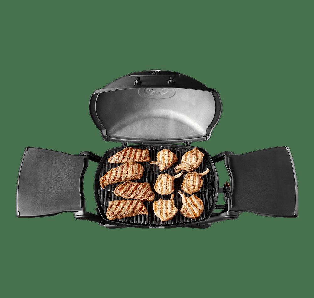 Weber® Q 2200 gasolgrill med stativ View