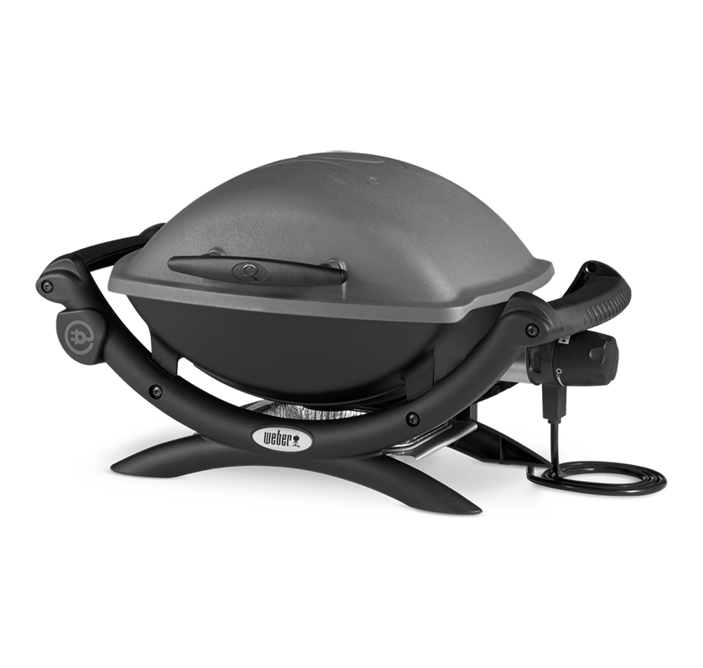 Weber® Q 1400 Elektrische barbecue View