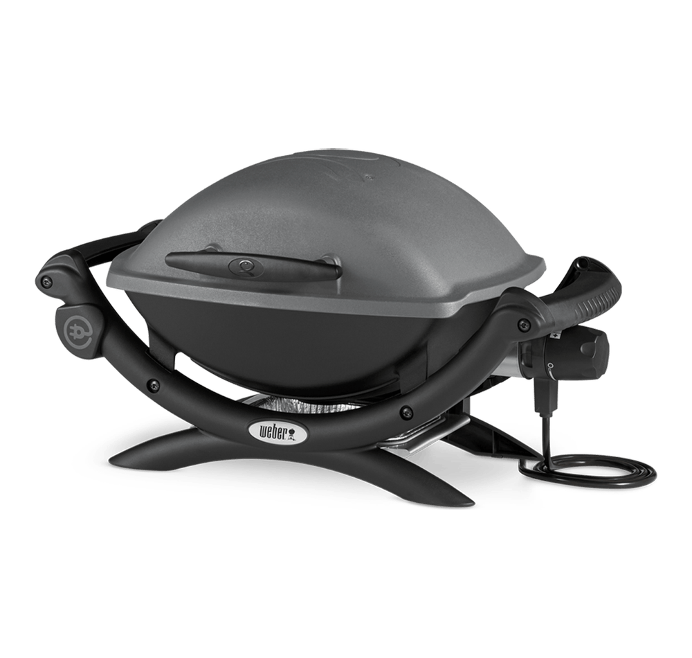 Weber® Q 1400 Electric Barbecue View