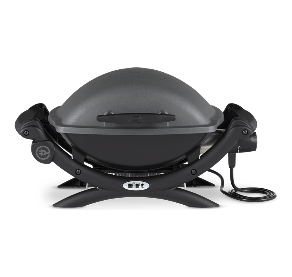 Weber® Q 1400 Electric Grill View