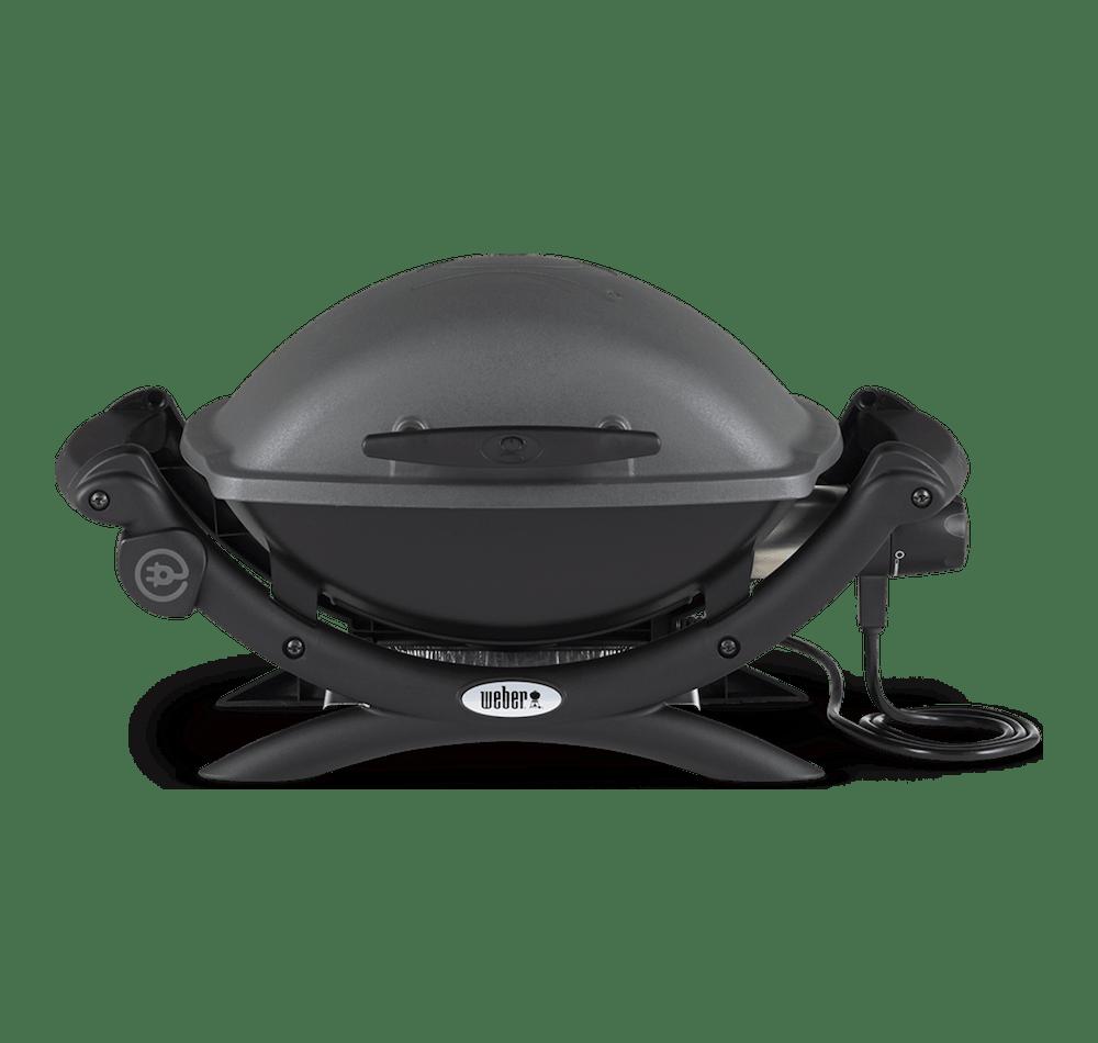 Weber® Q 1400電気式グリル View