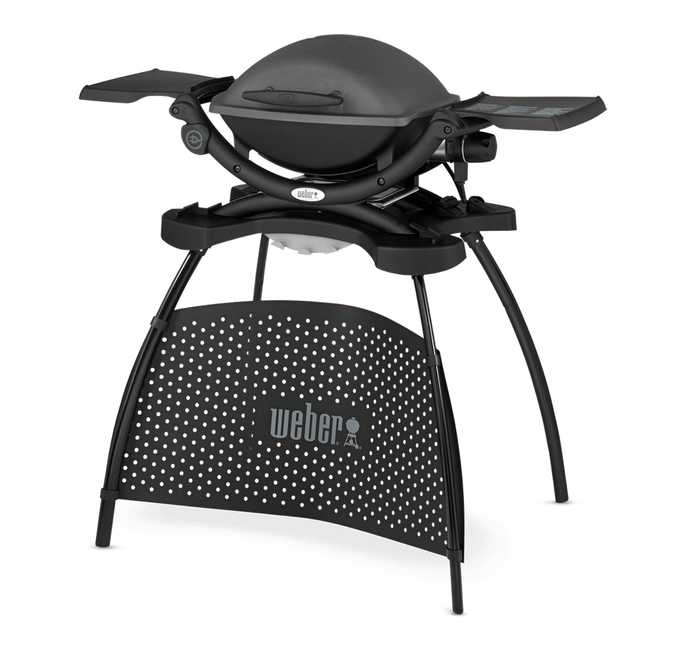 Barbecue électrique Weber® Q 1400 with stand image 2