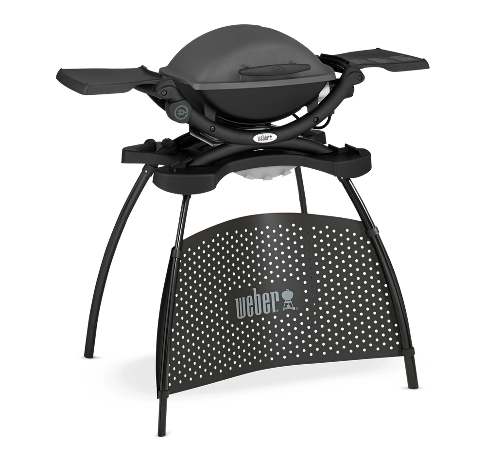 Barbecue électrique Weber® Q 1400 with stand View