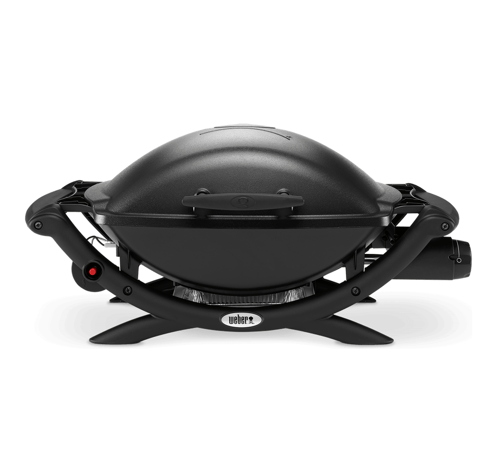 Weber® Q (Q2000) Gas Barbecue (LPG) View