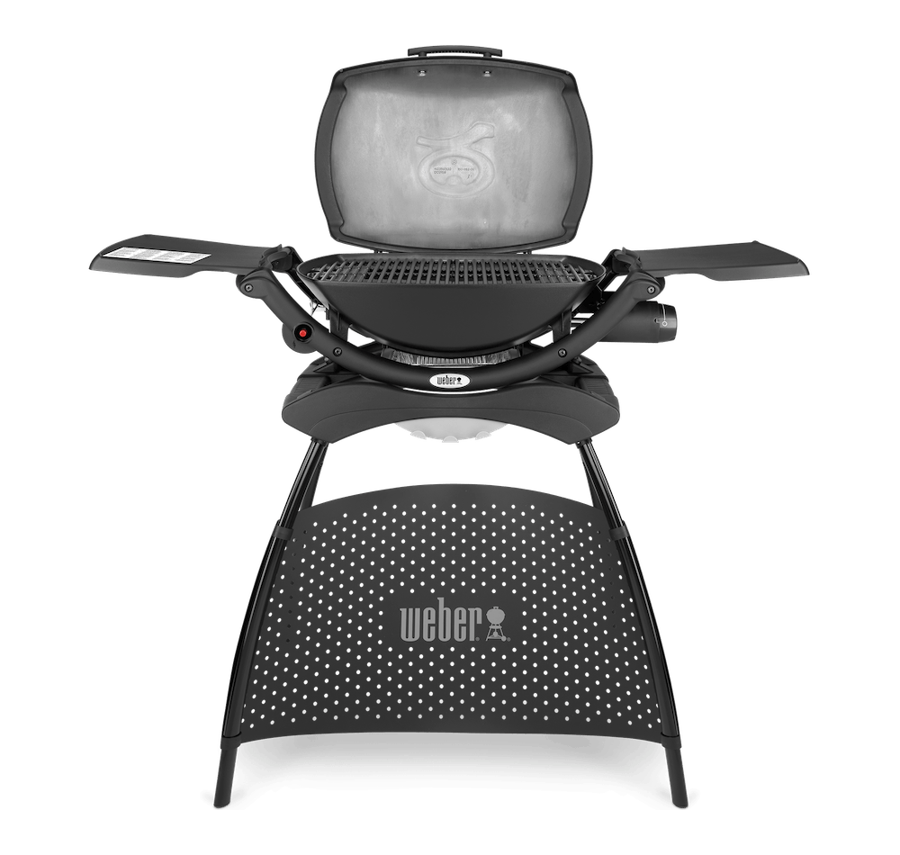 Barbecue à gaz Weber® Q 2000 with stand View