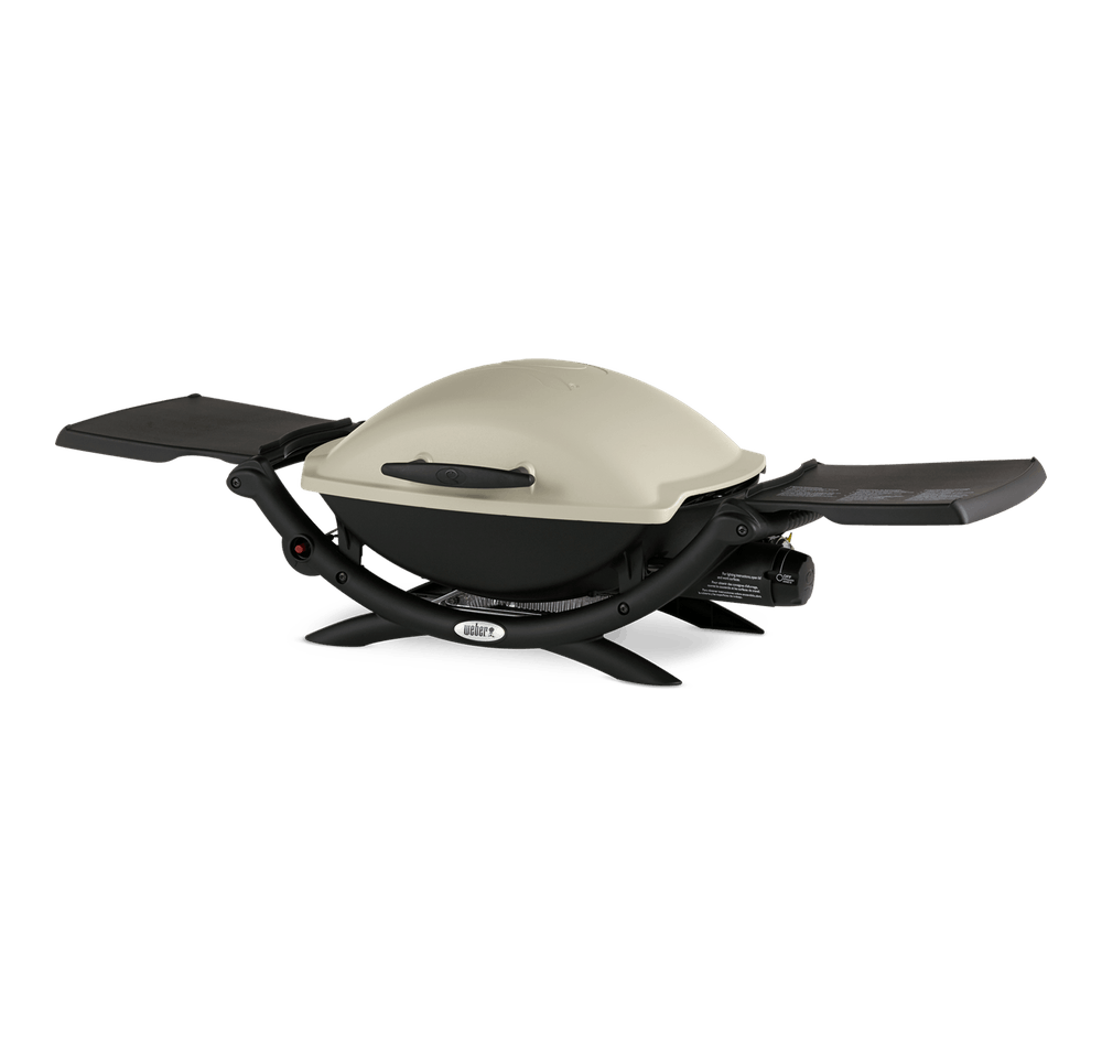 Weber® Q (Q2000) Gas Barbecue View