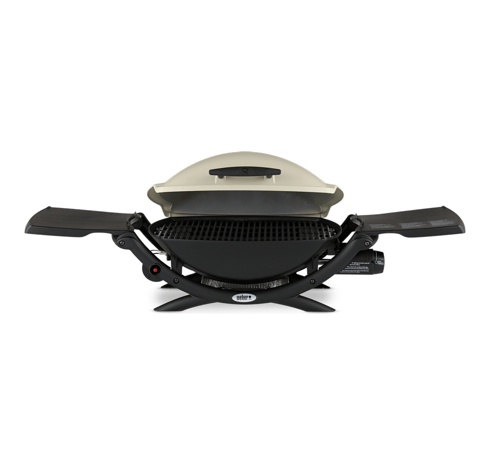 Weber® Q 2000 Gasbarbecue View