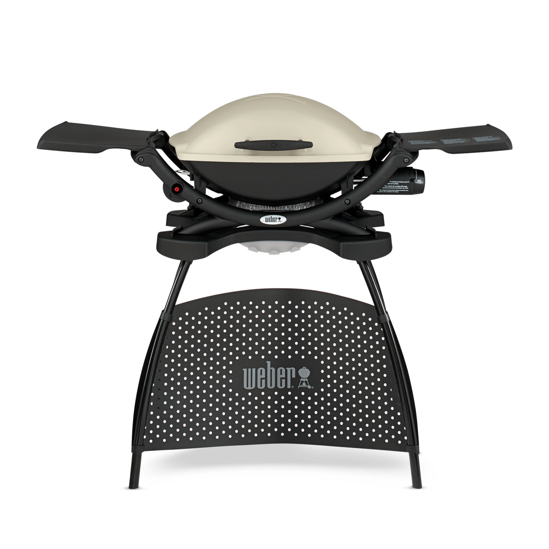 Barbecue à gaz Weber® Q 2000 avec pied