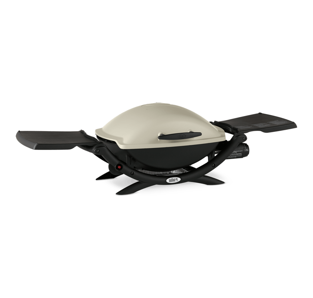 Weber® Q (Q2000) Gas Barbecue (Natural Gas) View