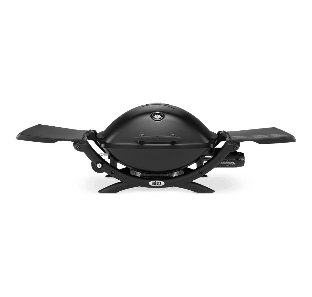 Weber® Q Premium (Q2200) Gas Barbecue (LPG) View
