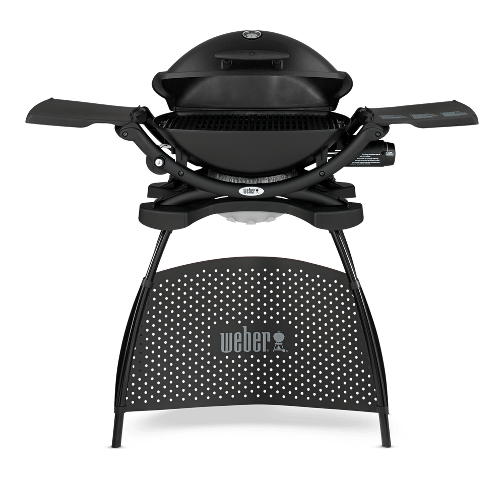 Weber® Q 2200 – Gasgrill mit Stand View