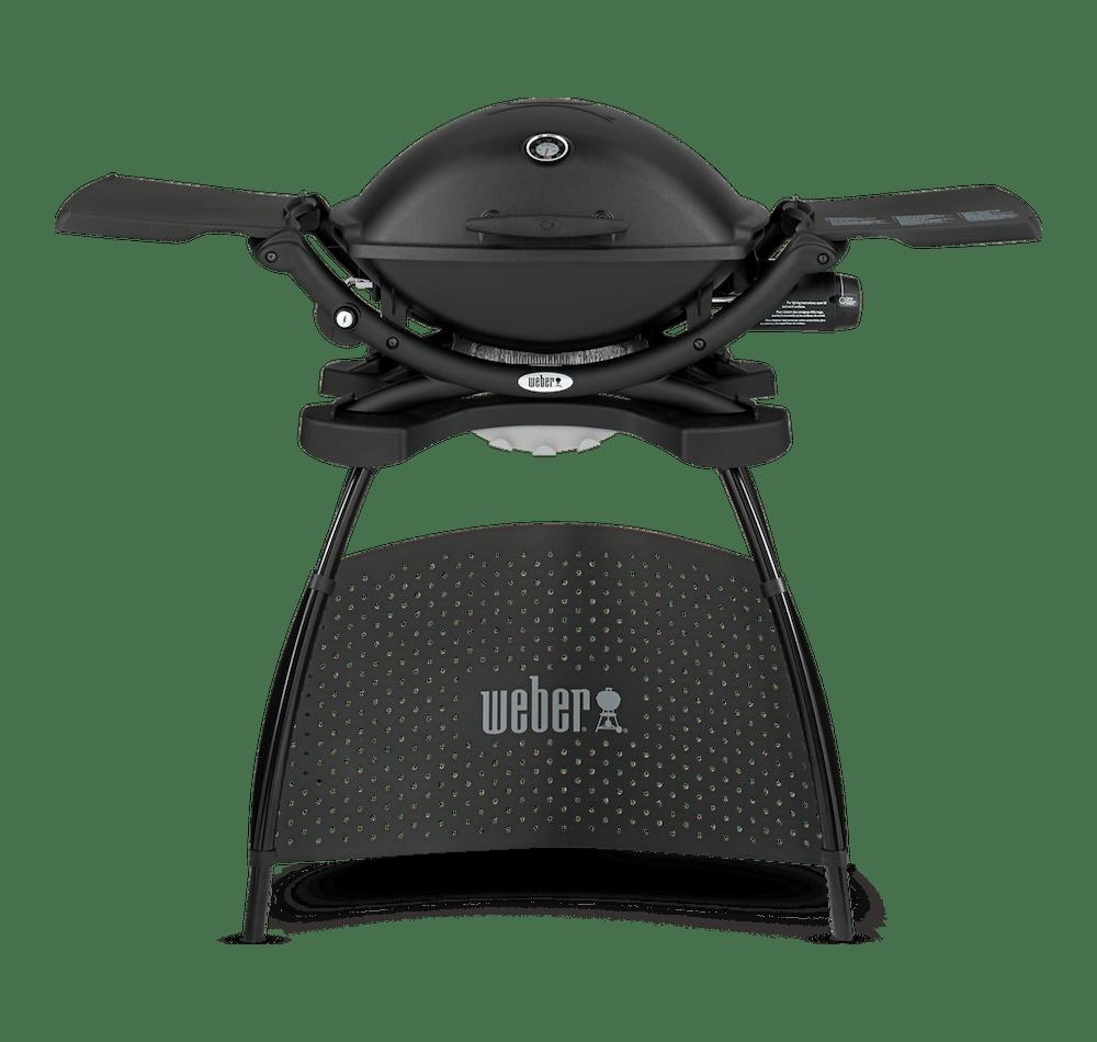 Barbecue a gas Weber® Q 2200 con stand View