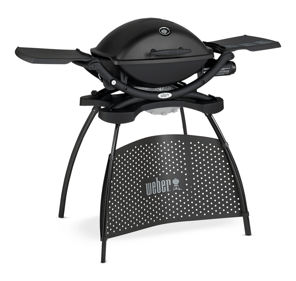 Barbecue a gas Weber® Q 2200 con supporto View