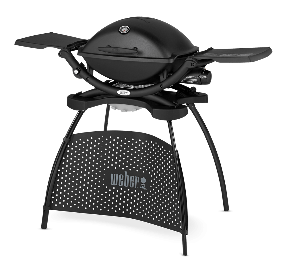 Weber® Q 2200 Gas Barbecue with Stand View