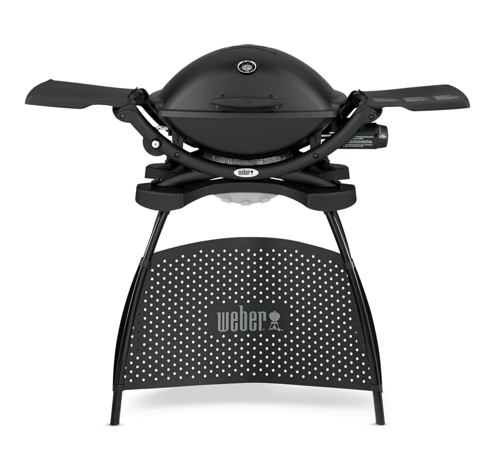 Weber® Q 2200 Gas Barbecue with Stand image 1