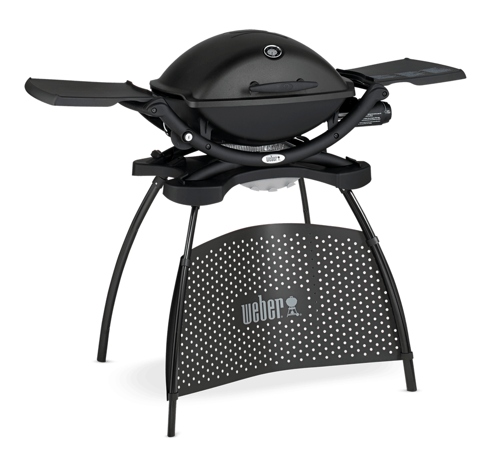 Weber® Q 2200 Gas Barbecue with Stand image 4