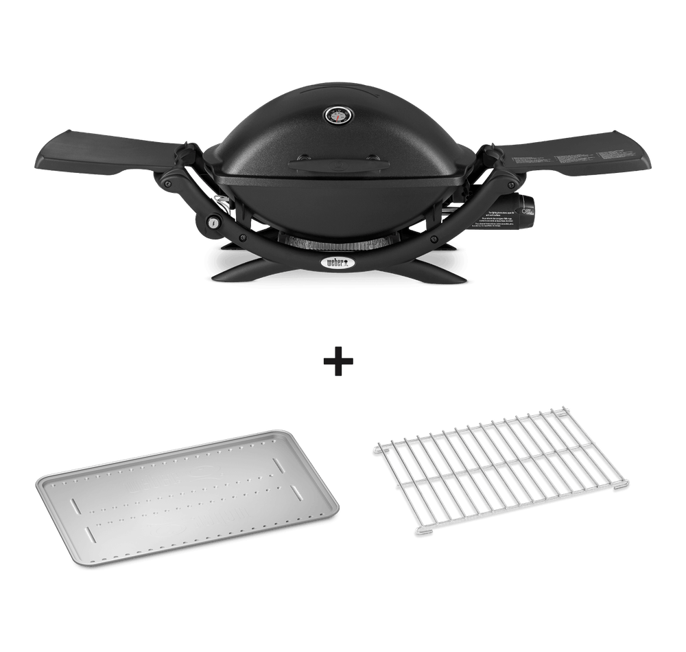 Weber® Q 2200 Gasbarbecue View