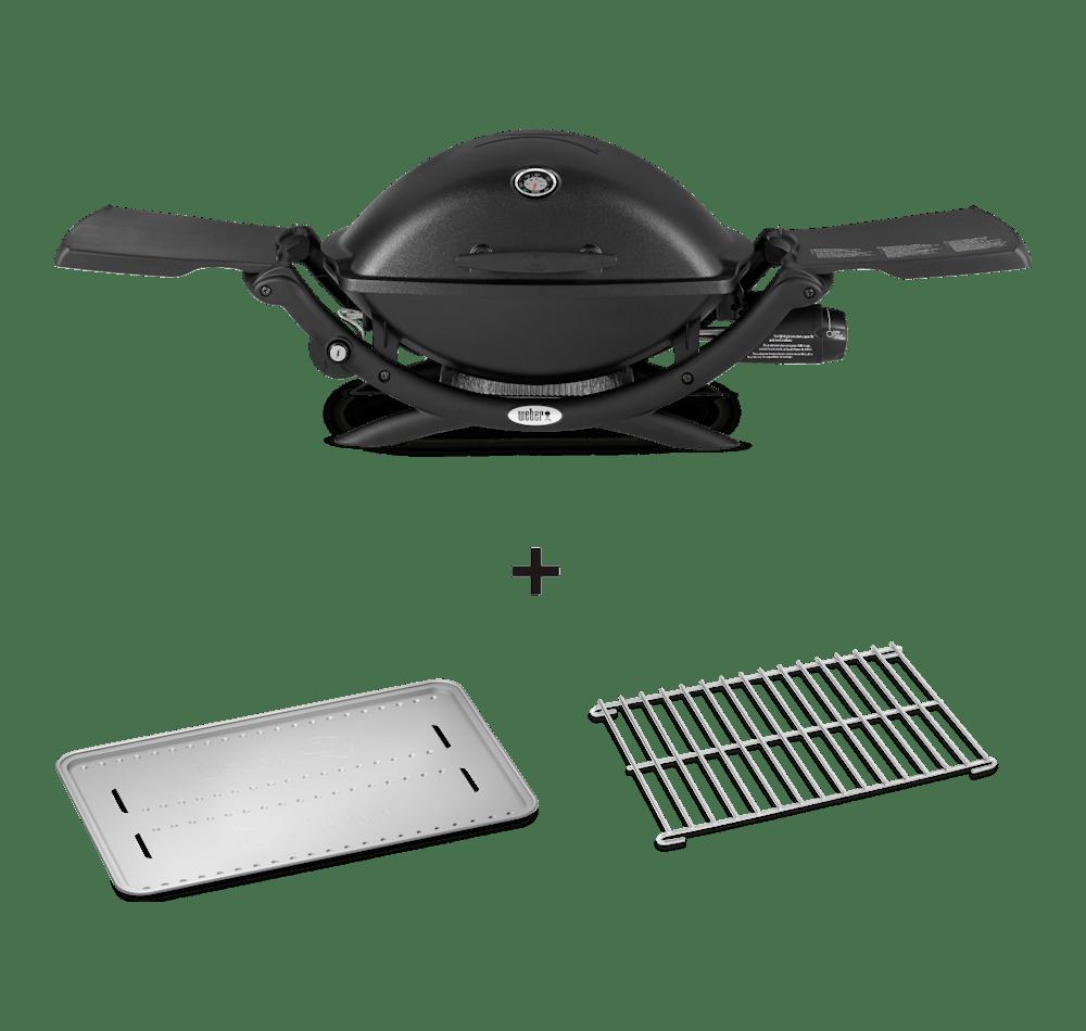 Weber® Q 2200 – Gasgrill View