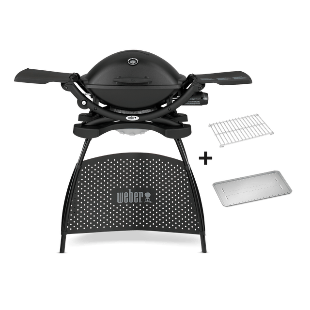 Barbecue a gas Weber® Q 2200 con supporto