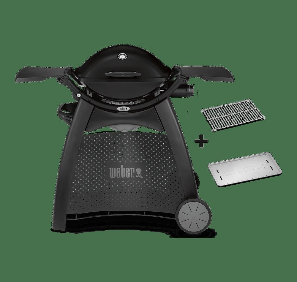 Weber® Q 2200 – Gasgrill mit Rollwagen View
