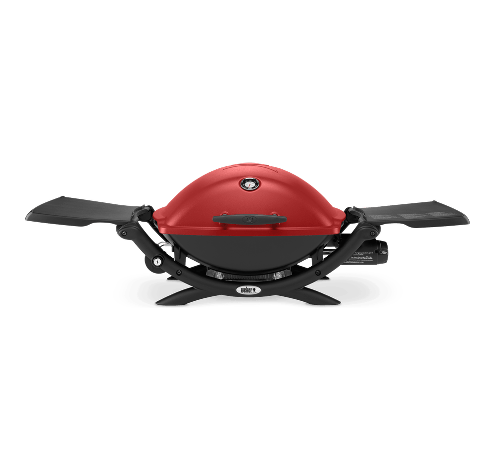 Weber® Q Premium (Q2200) Gas Barbecue View