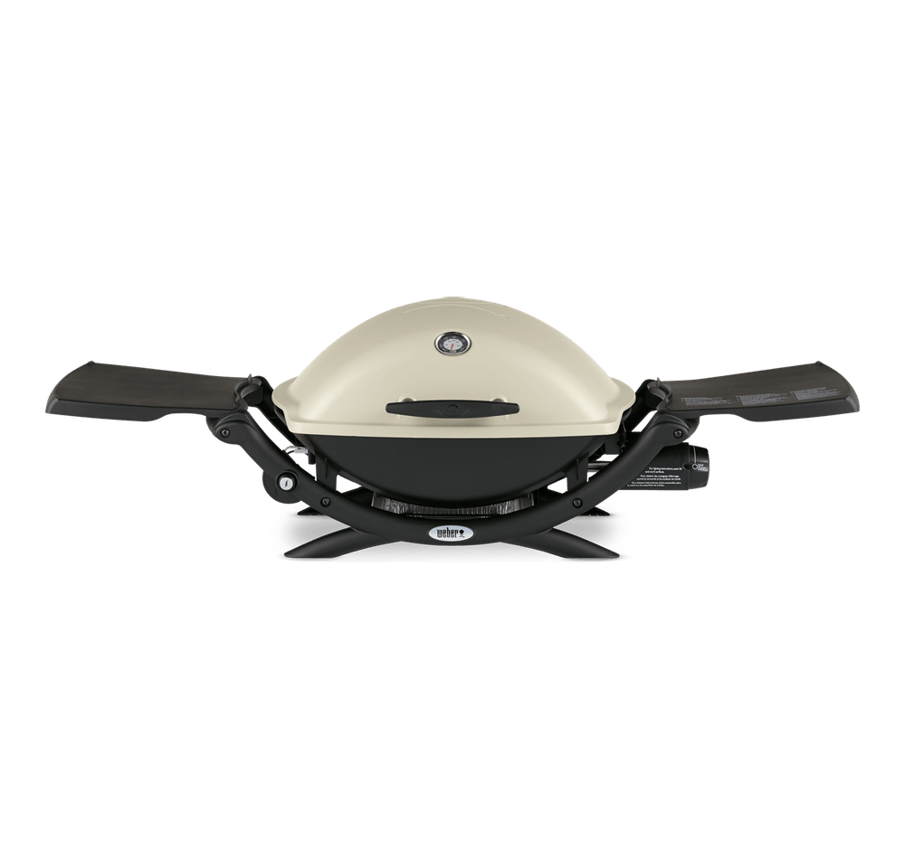 Parrilla a gas Weber® Q 2200 View