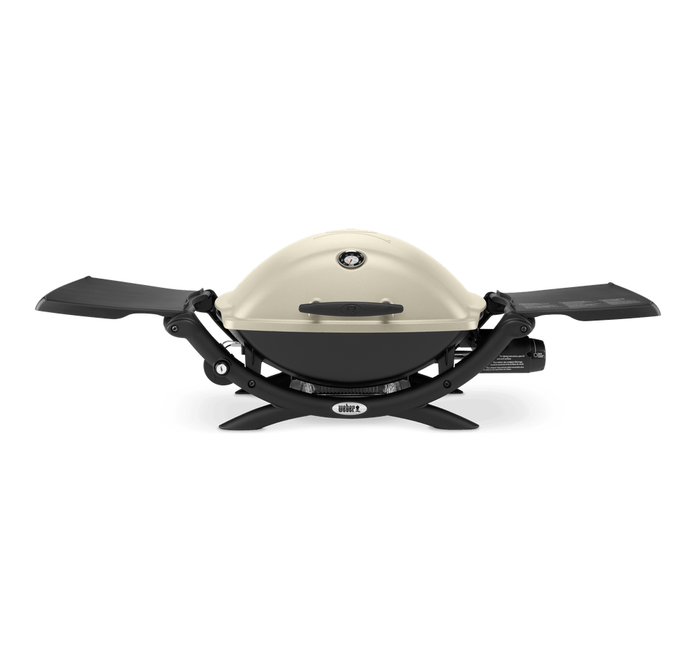 Weber® Q Premium (Q2200) Gas Barbecue (Natural Gas) View