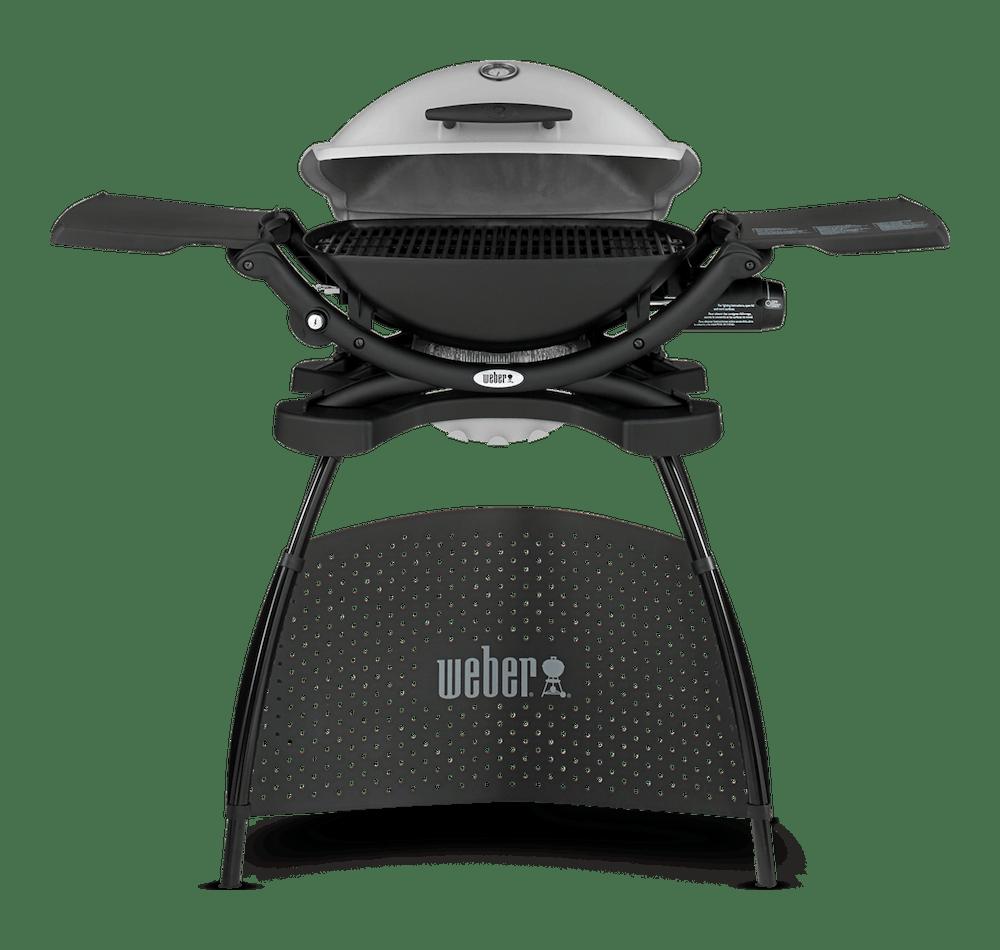 Grill gazowy Weber® Q 2200 ze stojakiem View