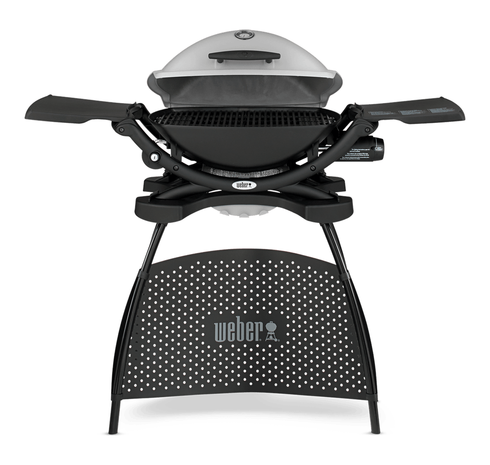 Weber® Q 2200 – Gasgrill mit Stand image 5