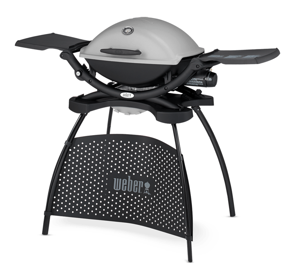 Weber® Q 2200 – Gasgrill mit Stand image 3