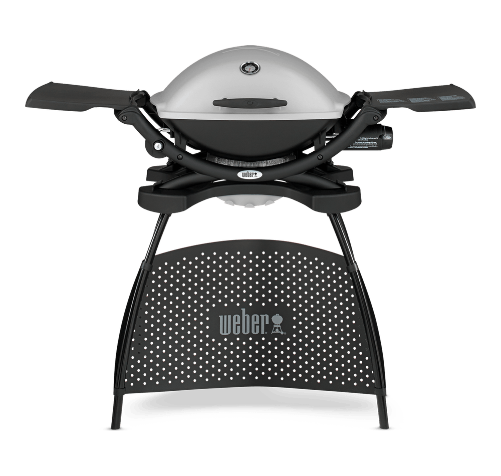 Weber® Q 2200 – Gasgrill mit Stand image 1