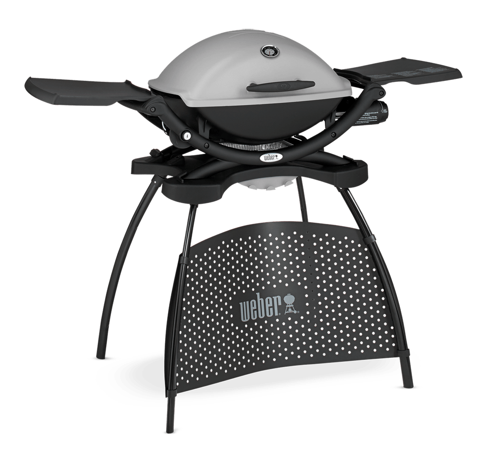 Weber® Q 2200 – Gasgrill mit Stand image 4