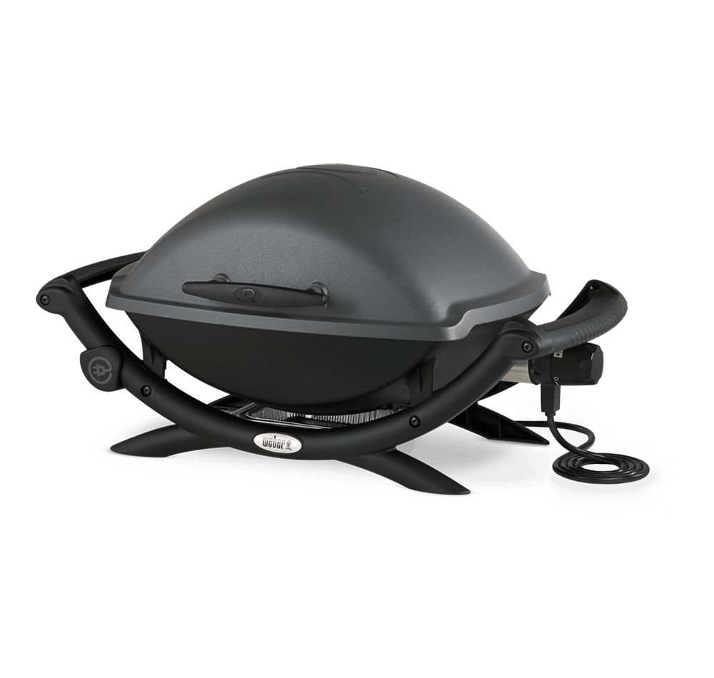 Weber® Q 2400 Elektrische barbecue View