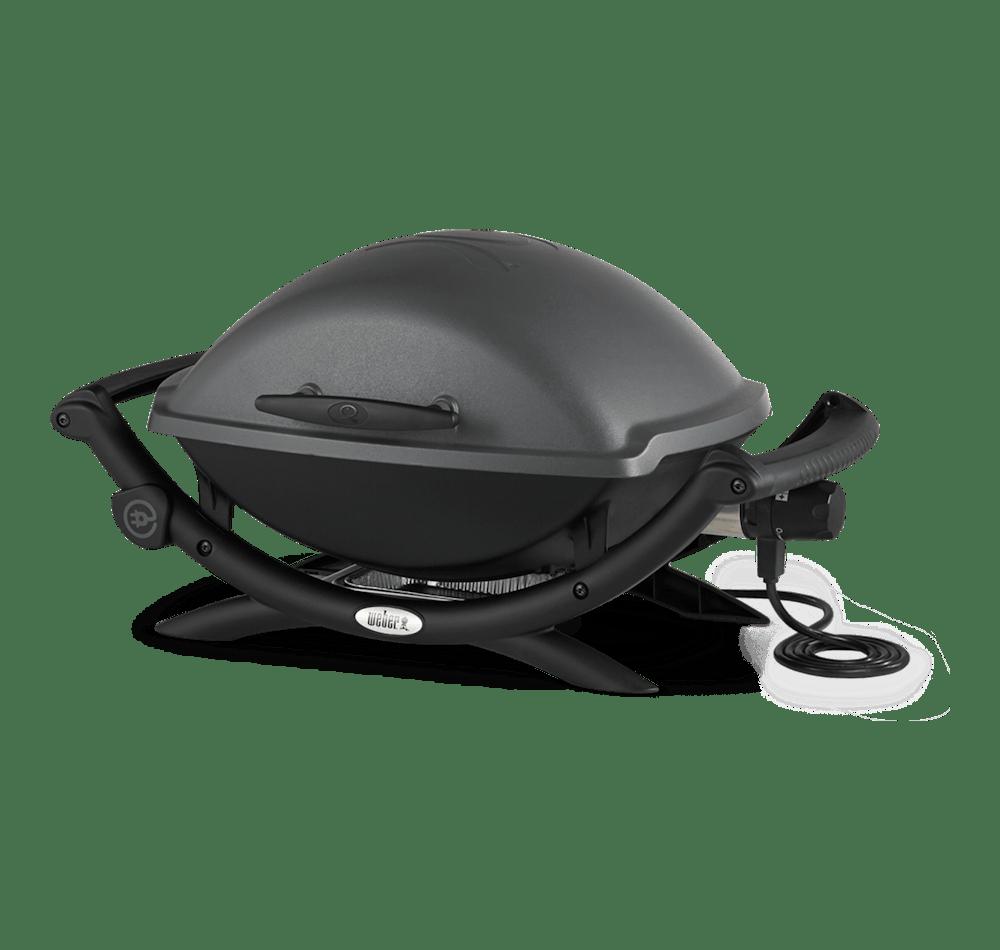 Weber® Q 2400 Elektrische barbecue View