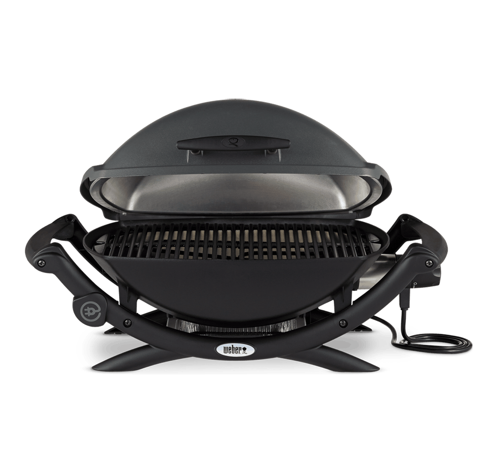 weber q 2400 elektrogrill elektro q serie elektrogrills. Black Bedroom Furniture Sets. Home Design Ideas